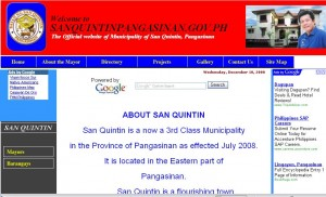 San Quintin hosted at BNS Hosting