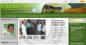 Laoagcity.gov.ph hosted at BNS Hosting