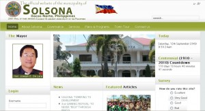 Solsona.gov.ph hosted at BNS Hosting