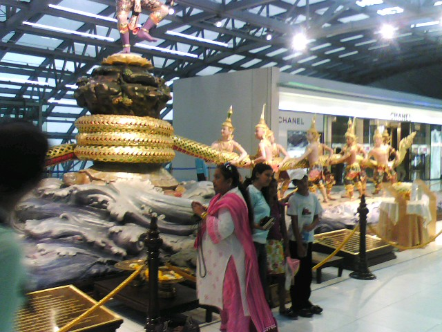 Thai International Airport