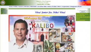 Kalibo, Aklan official site hosted at BNS Hosting